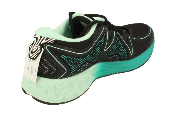 Asics Noosa Ff Womens T772N  9087 - Black Green 9087 - Photo 0