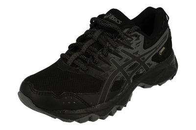 Asics Gel-Sonoma 3 G-Tx Womens T777N  9099 - Black Onyx Carbon 9099 - Photo 0