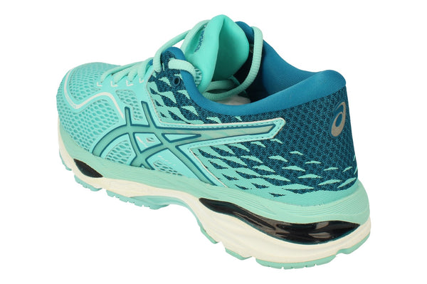 Asics Gel-Cumulus 19 Womens T7B8N  8888 - Aruba Blue Turkish Tile 8888 - Photo 0
