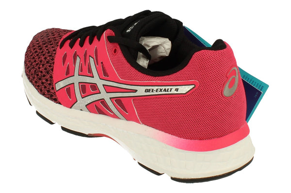 Asics Gel-Exalt 4 Womens T7E5N  700 - Pixel Pink Silver 700 - Photo 0