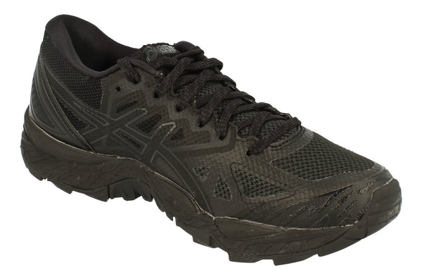 Asics Gel-Fujitrabuco 6 G-Tx Womens T7F5N  9090 - Black Black Phantom 9090 - Photo 0