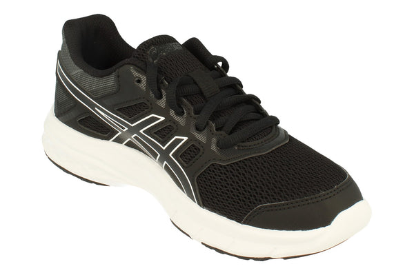 Asics Gel-Excite 5 Womens T7F8N  9090 - Black Black White 9090 - Photo 0