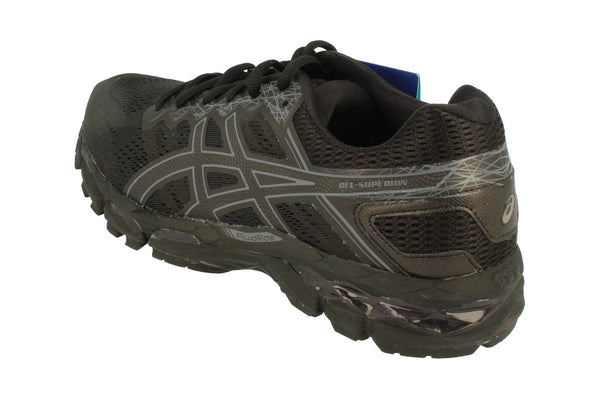 Asics Gel-Superion Mens T7H2N  9090 - Black Dark Grey 9090 - Photo 0