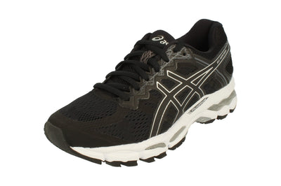 Asics Gel-Superion Womens T7H7N  9090 - Black Black Silver 9090 - Photo 0