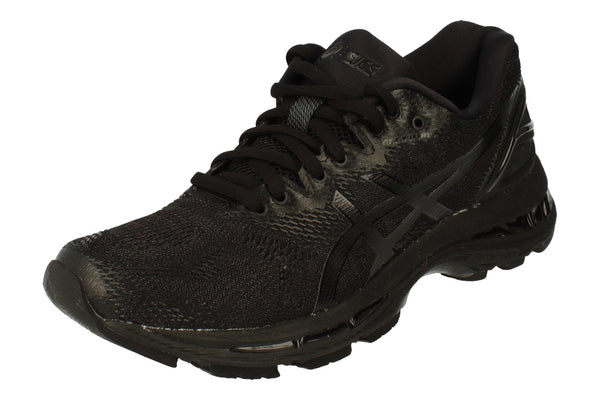 Asics Gel-Nimbus 20 Womens T850N  9090 - Black Black Carbon 9090 - Photo 0