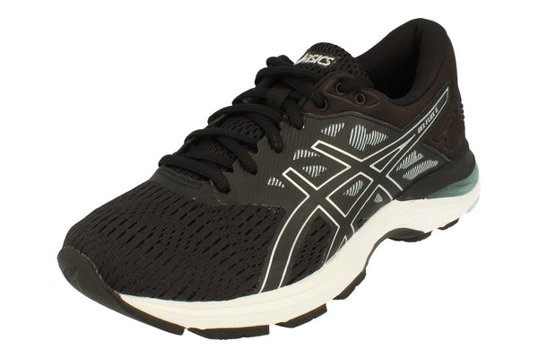 Asics Gel-Flux 5 Womens T861N  002 - Black Silver 002 - Photo 0