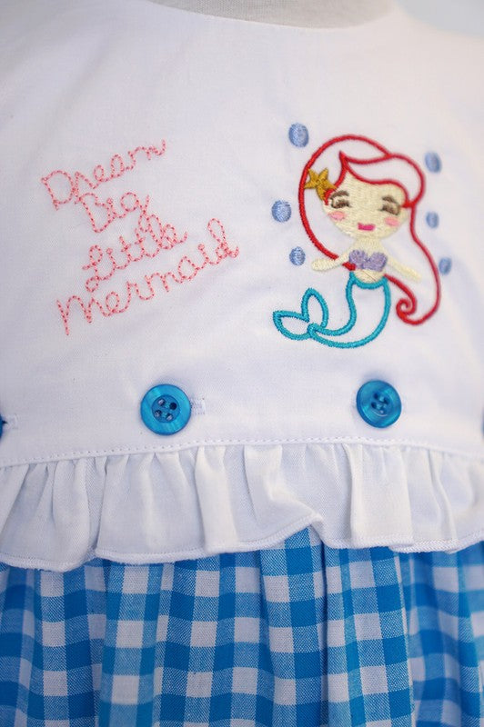 Dream Big Little Mermaid