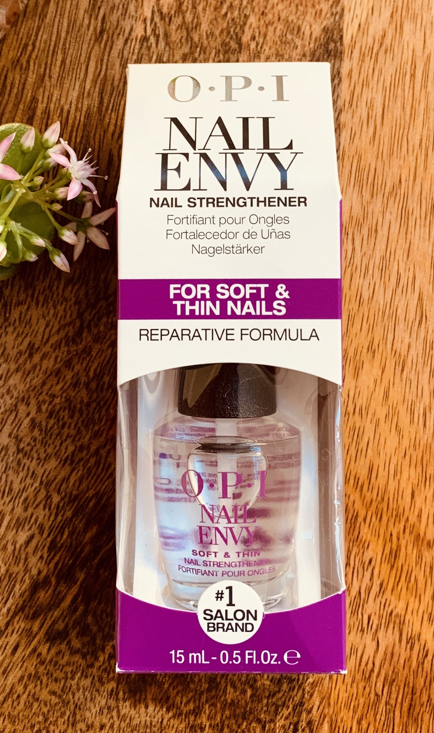 OPI Nail Envy Nail Strengthener for Soft & Thin Nails 15mL