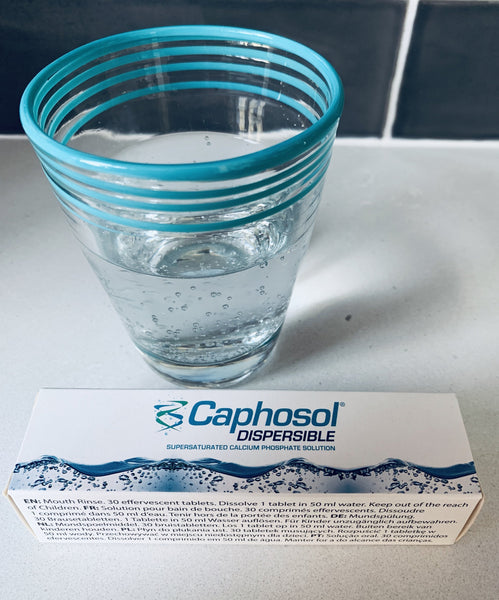 Caphosol® Dispersible Tablets