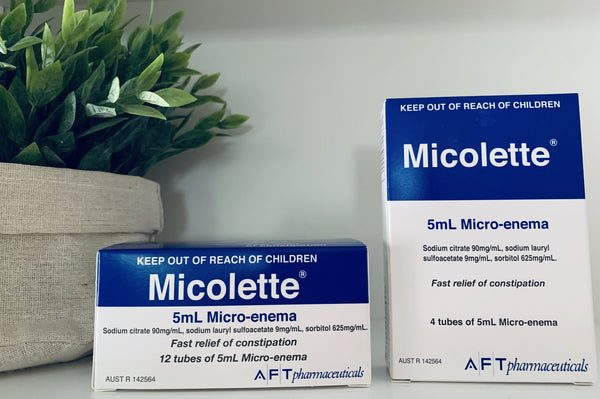 MICOLETTE® micro-enema 5mL