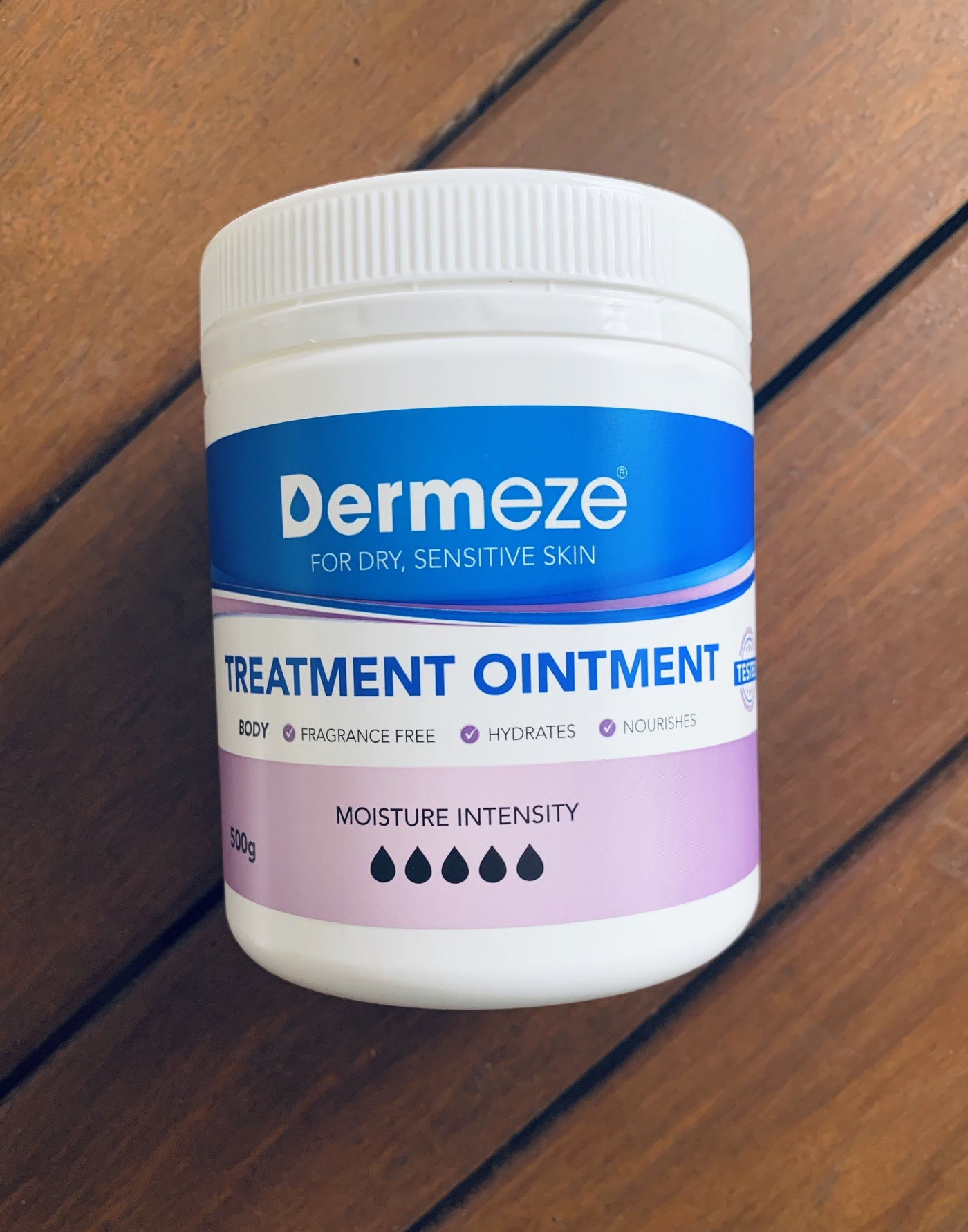 Dermeze® Treatment Ointment 500g tub