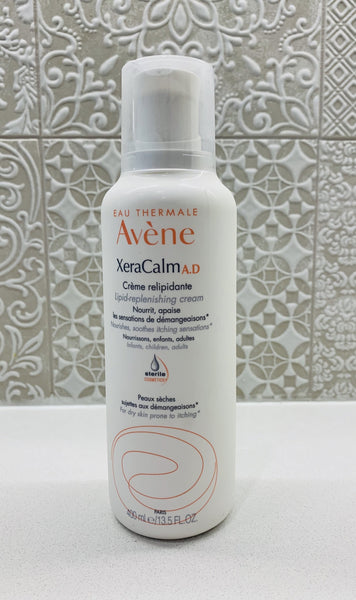 Avène Xeracalm A.D Lipid-Replenishing Cream 400mL