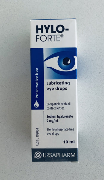 HYLO FORTE® Lubricating Eye Drops 10mL