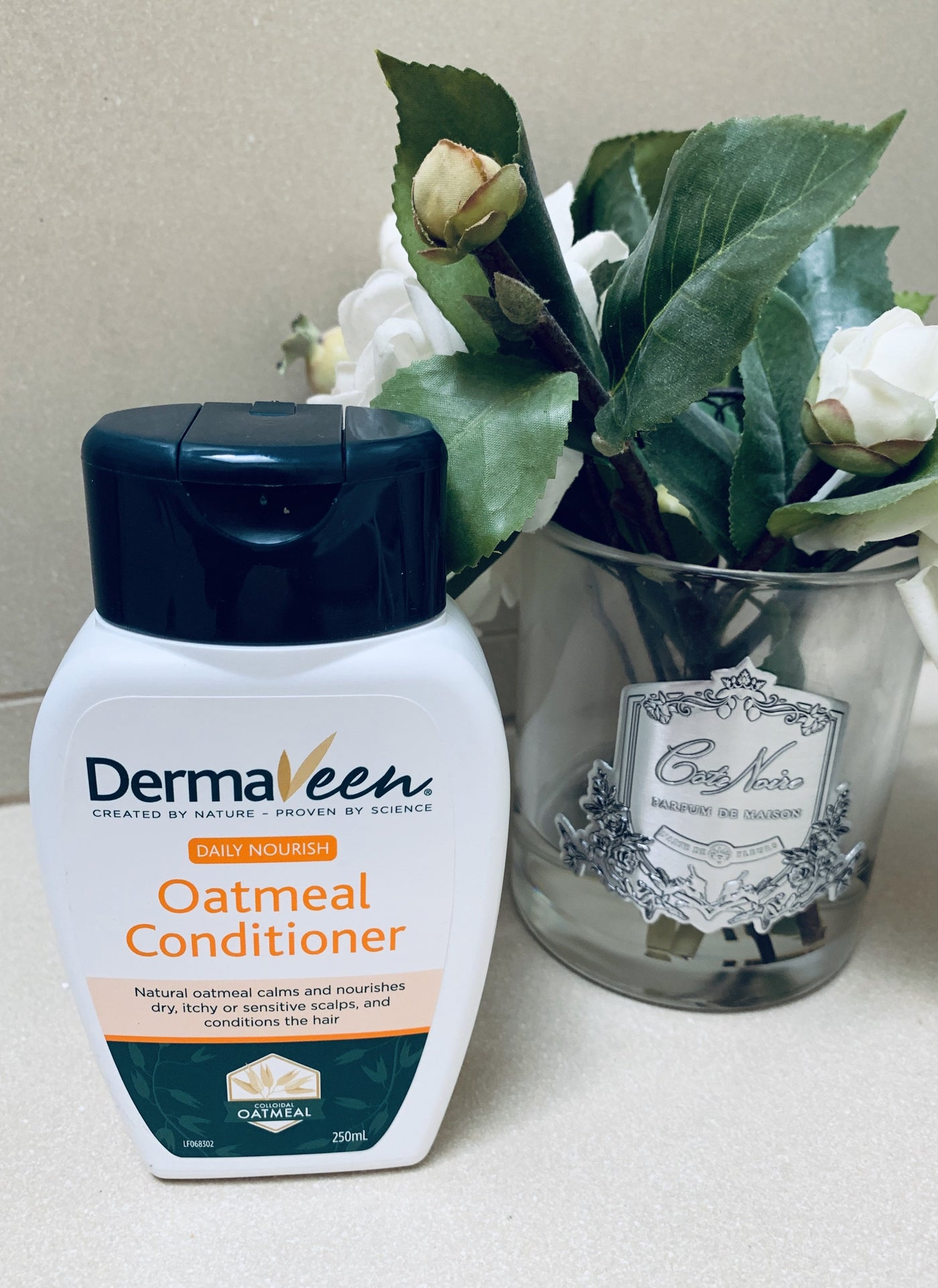 DermaVeen® Daily Nourish Oatmeal Conditioner