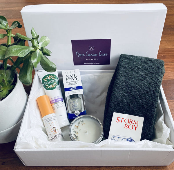 The HOPE Essentials Hand & Nail Gift Pack For Him