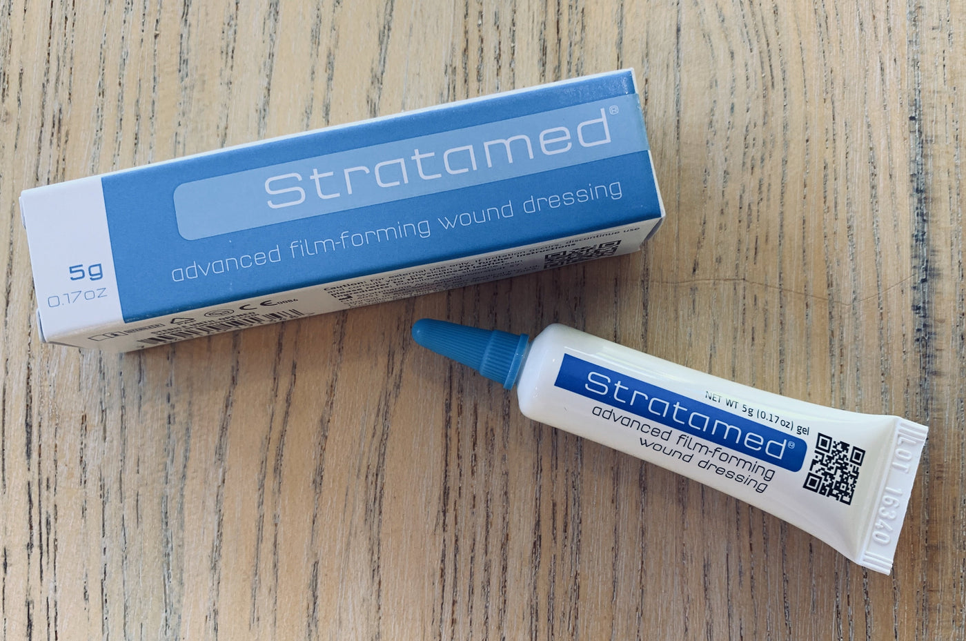 Stratamed® - Advanced Film-Forming Wound Dressing