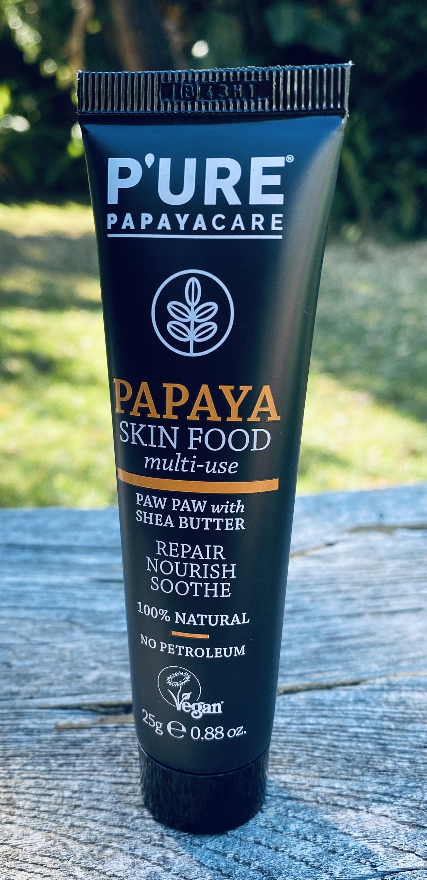 PURE Papaya Skin Food