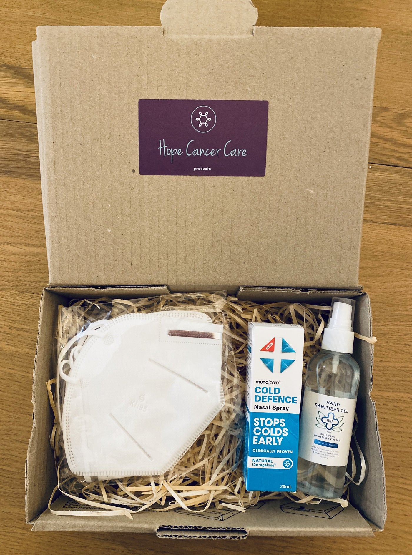 The HOPE Covid-19 Care Pack