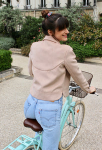 Veste de printemps GIRLS - just want to have fun !