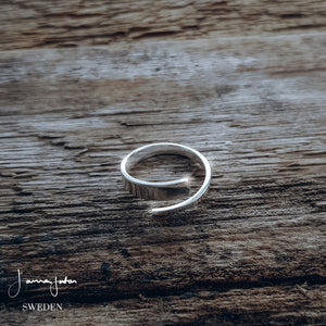 Celestial Wave - Ring