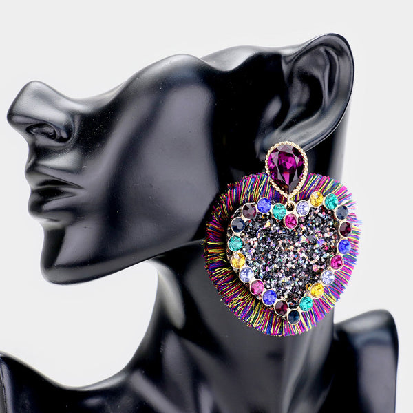 Material Girl Earrings