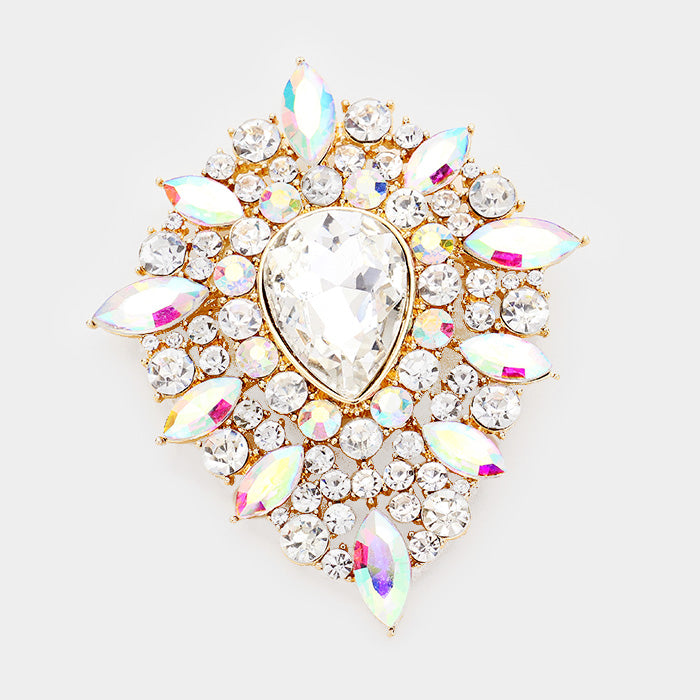 A Touch Of Glitz Brooch