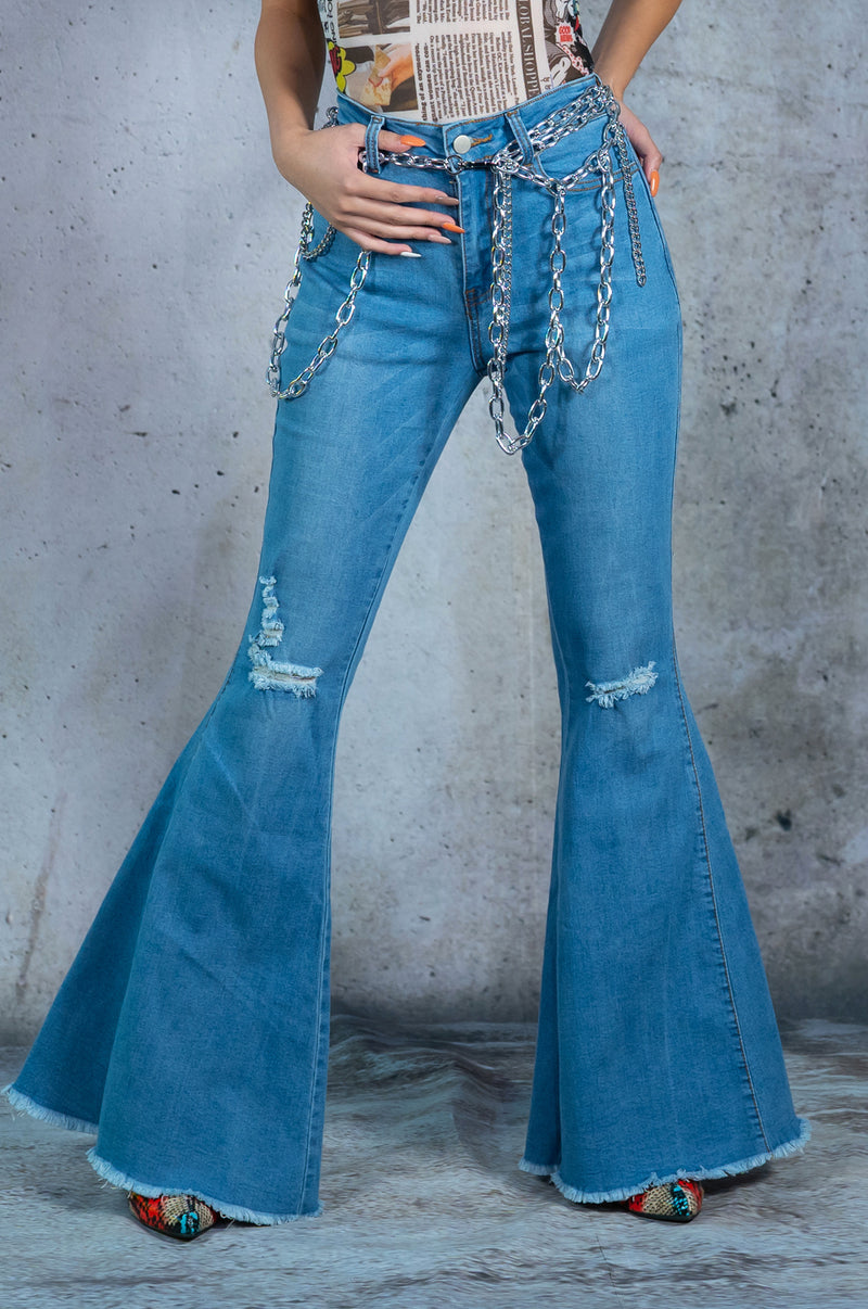 Groovy But Bad Ass Jeans