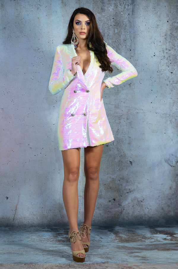 Moonchild Blazer Dress
