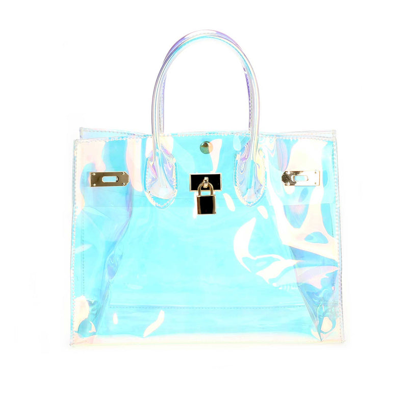 Love at First Iridescent Bag