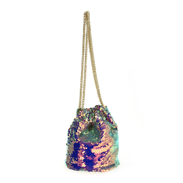 Sophia Pull Chain Bag