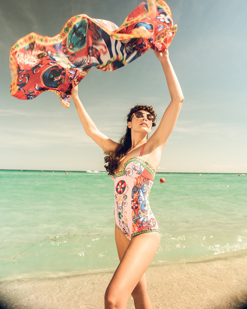 Miami Moments Bathing Suit