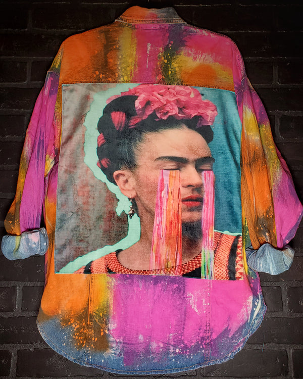 Frida Shirt/Jacket