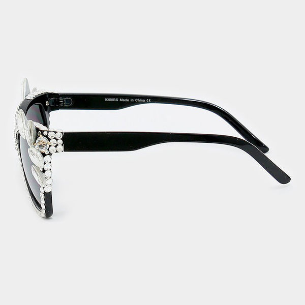 Tiffany Square Cat Eye Sunglasses