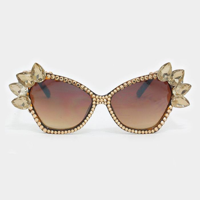 Beachy Bronze Sunglasses