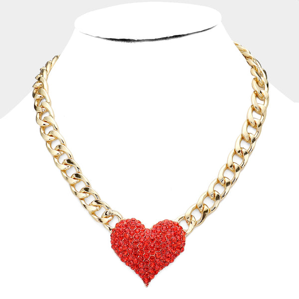 Cupids Favorite Necklace