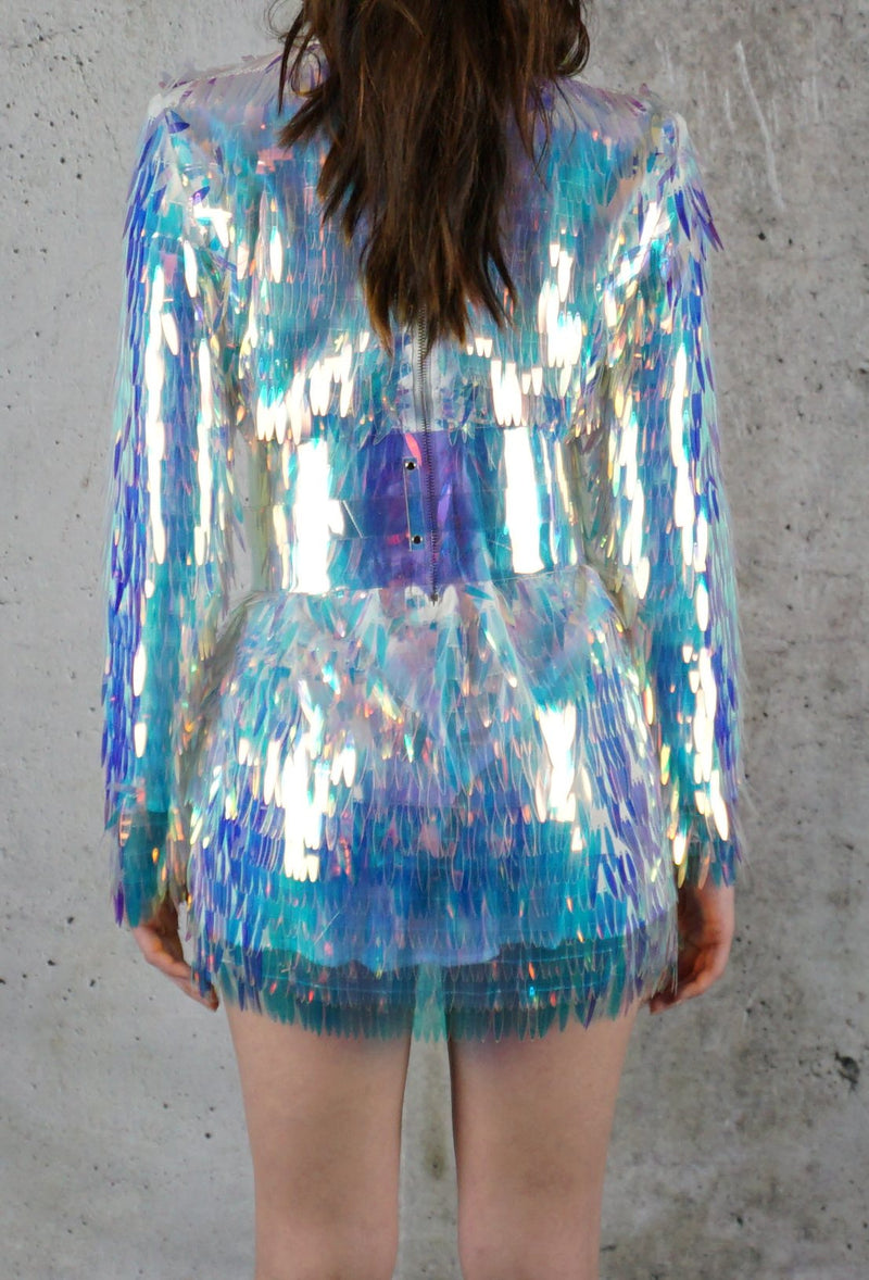 What Dreams Are Made Of Sequin Dress