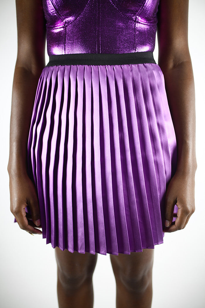 Pretty Pretty Pleat Skirt