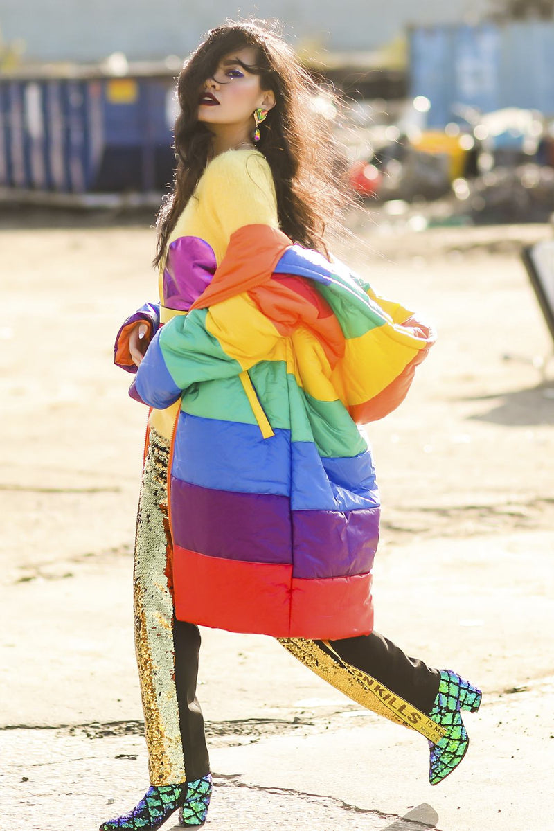 End of the Rainbow Jacket