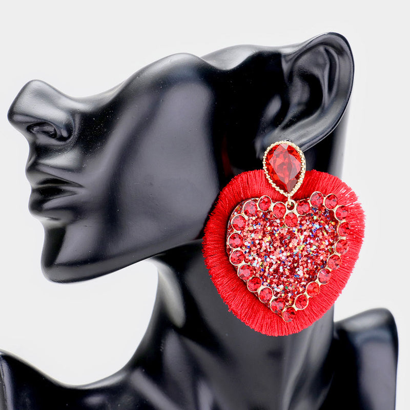 Heart Of Rome Earrings