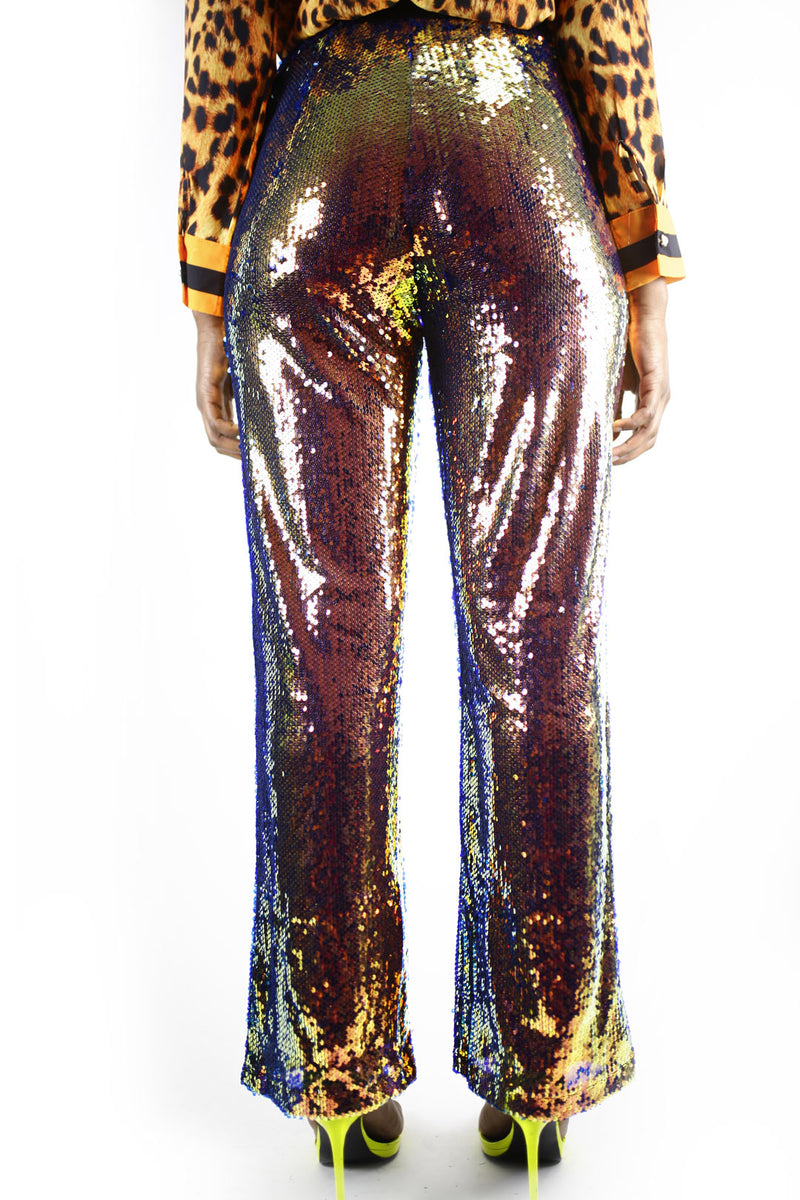 Northern Lights Sequin Pants