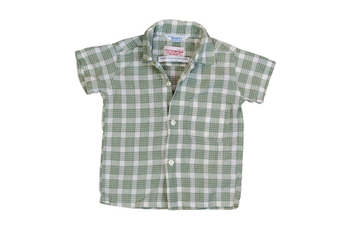 KID'S PENNEY'S PLAID SHIRT