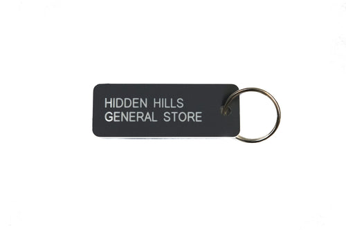HAPPY TRAILS KEYTAGS BY VARIOUS  PROJECTS X HHGS