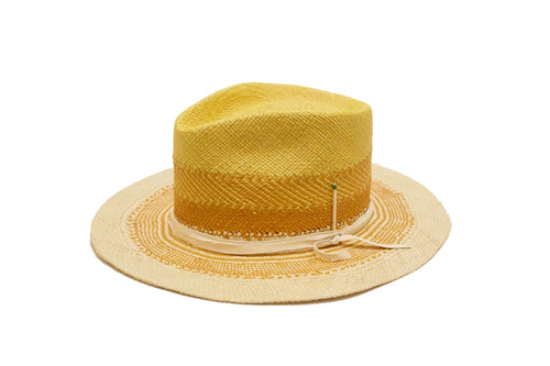 NICK FOUQUET SOL STRAW HAT