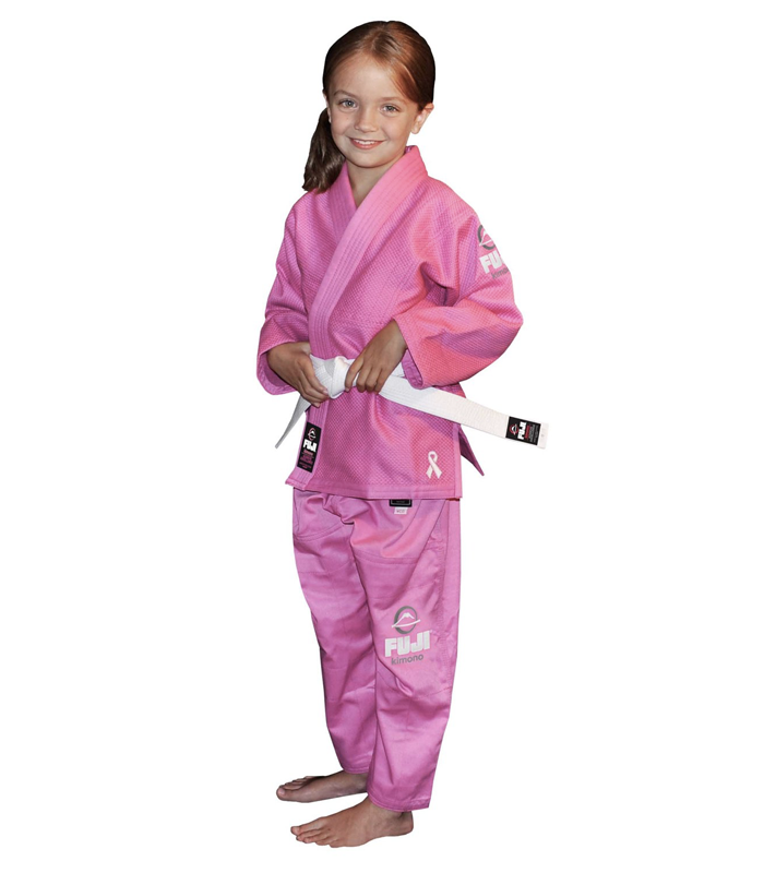 Kimono GI JJB pour Enfants - FUJI All Around Rose