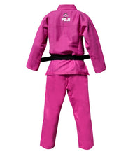 Charger l'image dans la galerie, Kimono GI JJB pour Enfants - FUJI All Around Rose
