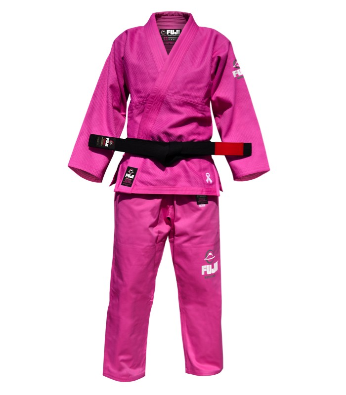 Kimono GI JJB - FUJI All Around Rose