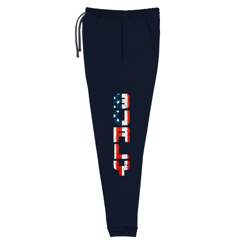 Burly American Workout Sweatpants-Pants-Burly American Trading Company