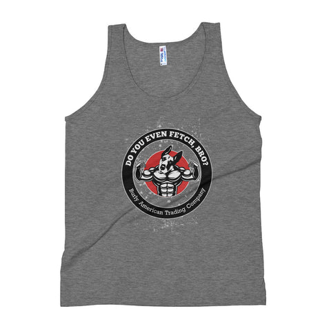 Do You Even Bro? Workout Tank Top-Tank-Burly American Trading Company