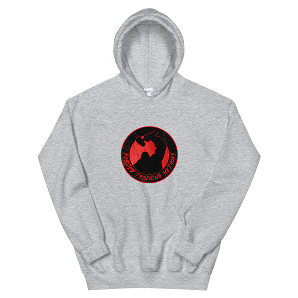 Forged Workout Hoodie-Sweatshirt-Burly American Trading Company