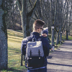 Olly&Owl ELLA - Mummy Nappy Backpack